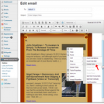 Create a digest email in WPNewsman